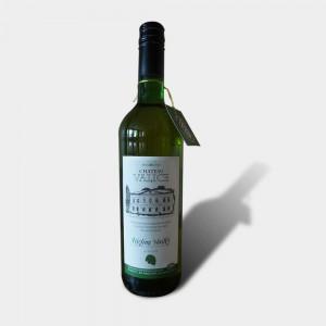 Burgundské biele víno